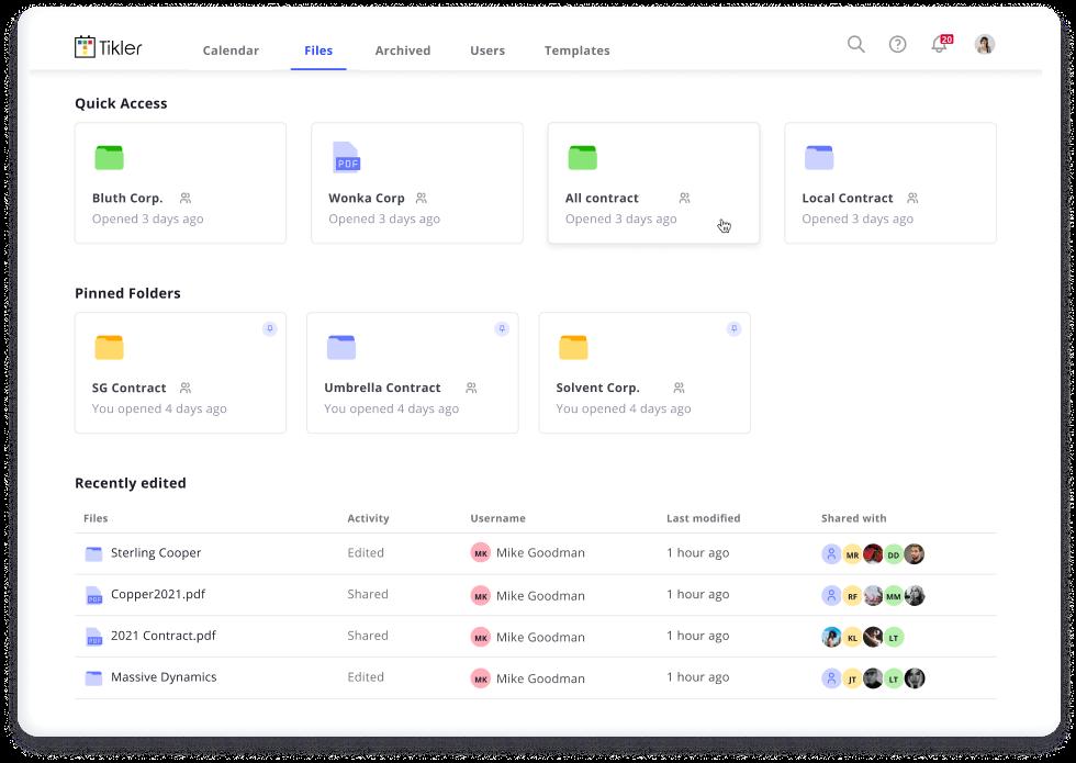 Document Management Project
