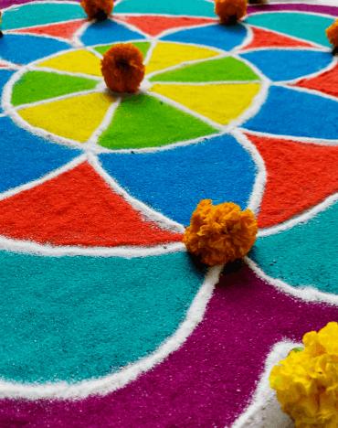 Festivals - Rangoli